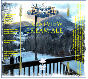 Crestview Cream Ale