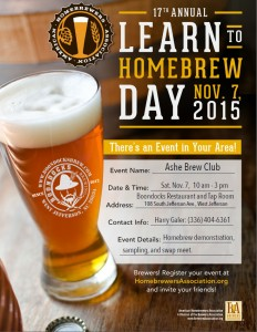 Learn to Brew Day 2015 copy