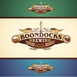 Boondocks logo design 065a