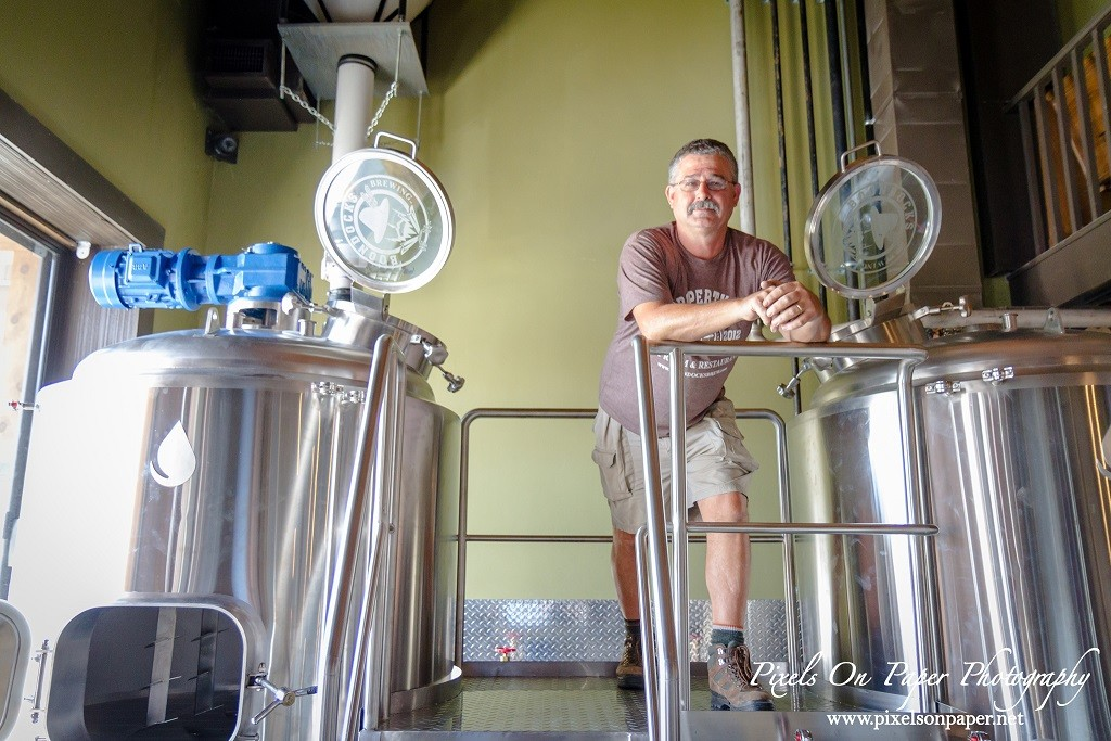 Boondocks Brewery New Brewing Equipment Commerical Photography photos