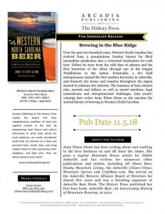 Western NC Beer